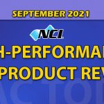 SEPTEMBER 2021 Clipboard hIGH-pERFORMANCE pRODUCT rEVIEW