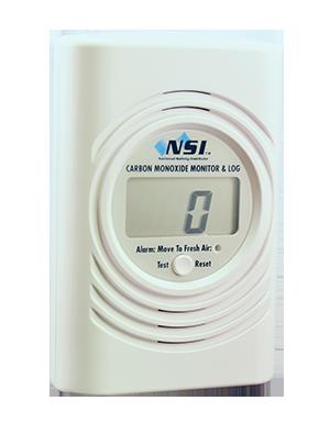 NSI 6000 is NCI's latest carbon monoxide monitor family.