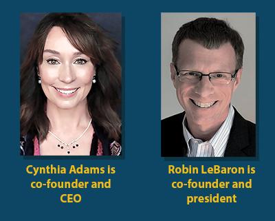 Pearl co-founders Cynthia Adams and Robin LeBaron