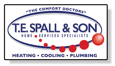 TE Spall and Son logo