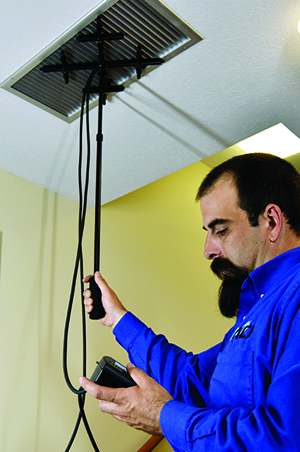 Measuring airflow can help lead to IAQ solutions